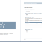 Report Template Free Download Word