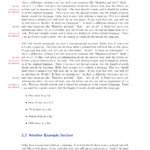Report Template Latex Download