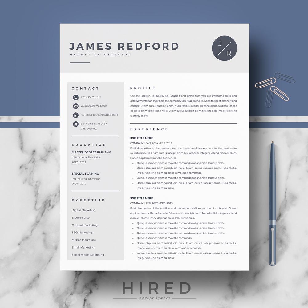 Resume Templates Mac