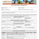 Year 6 Report Template