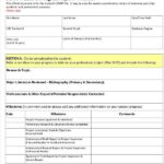 Report Guidelines Template