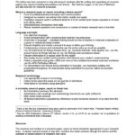 Report Research Template