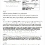 Template Report Quality Assurance