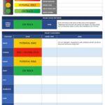 Report Template Smartsheet